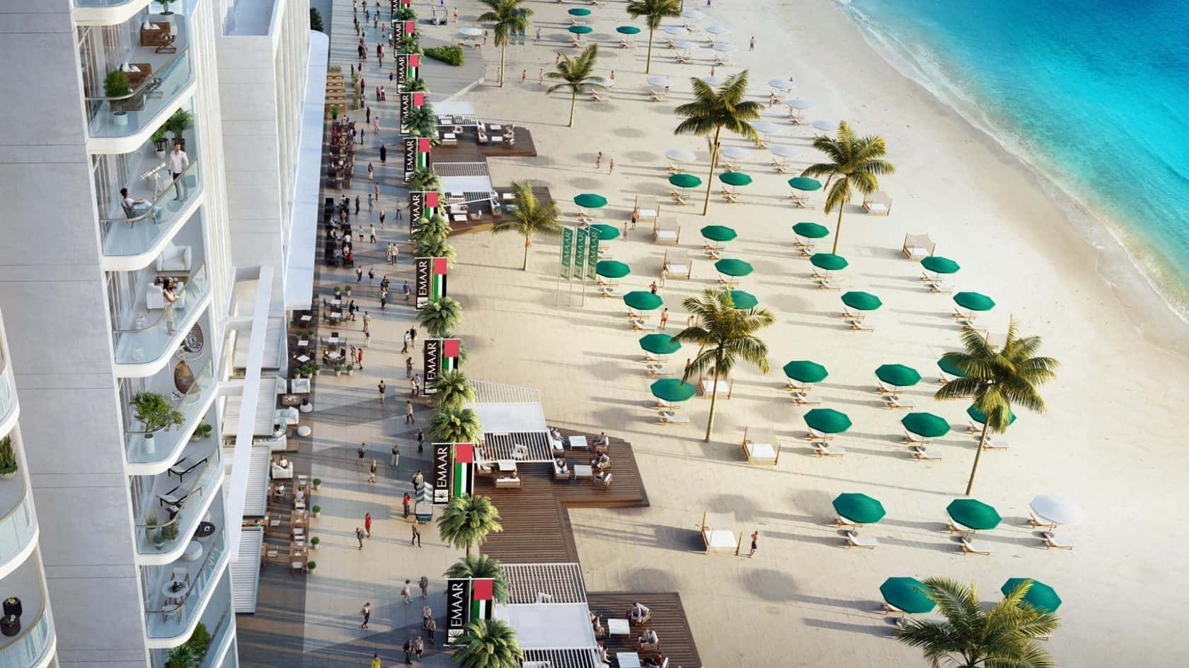 Attractions & Entertainment Facilities in Emaar Beachfront