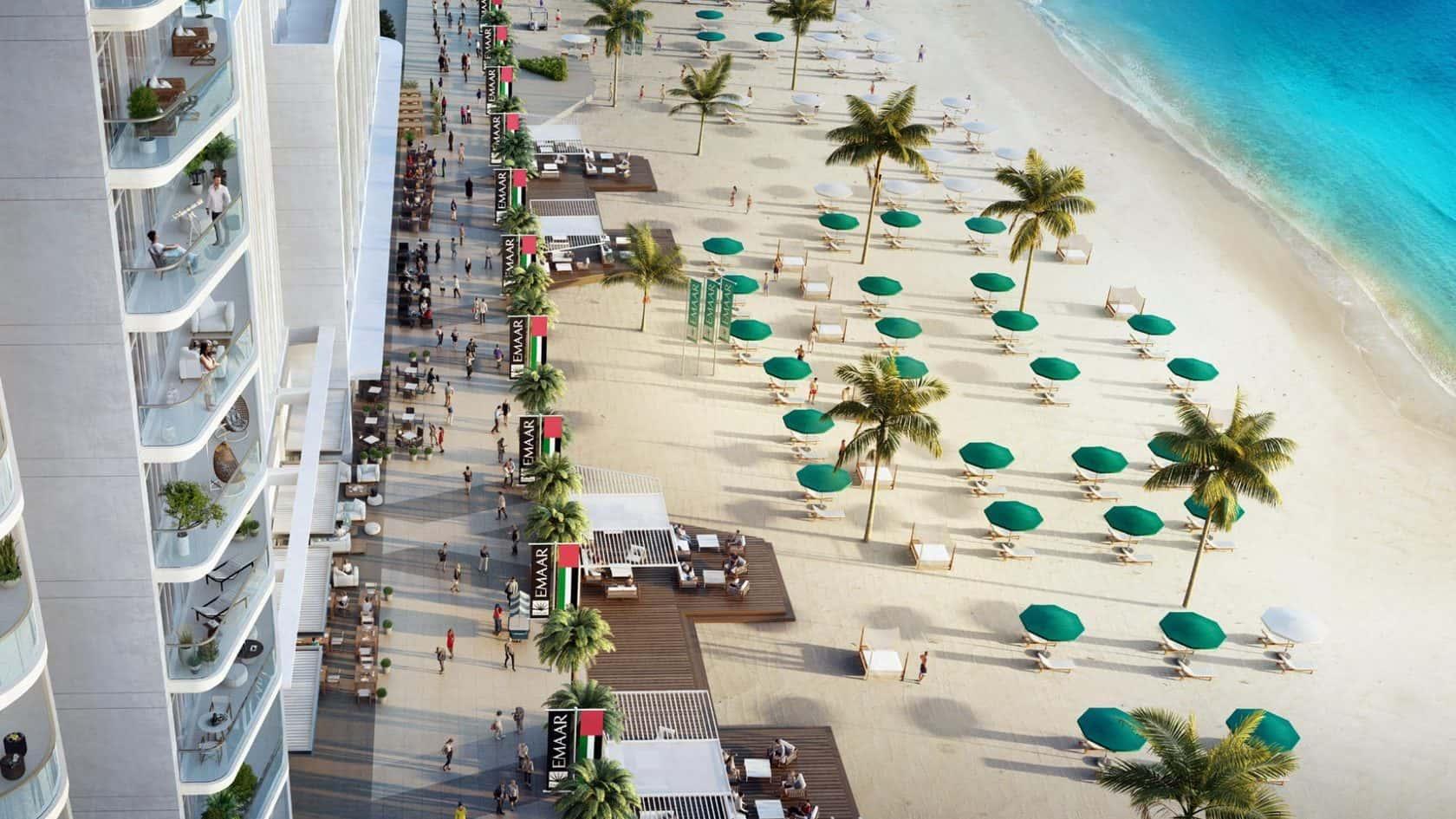 Attractions & Entertainment Facilities in Emaar Beachfront