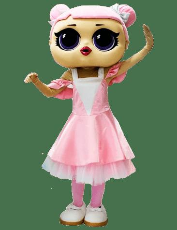 Аренда Ростовая кукла: Миньон