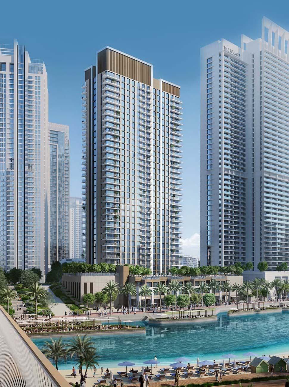 Emaar BLVD Heights Apartments in Downtown Dubai