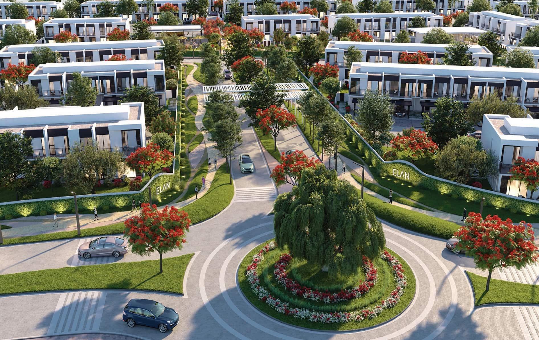 Tilal Al Ghaf Townhouses for Sale