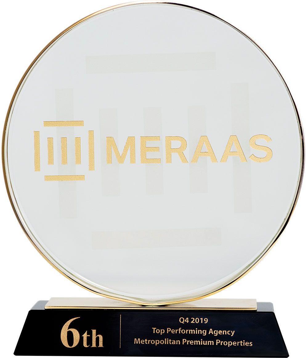 Metropolitan Premium Properties: Meraas TOP Broker