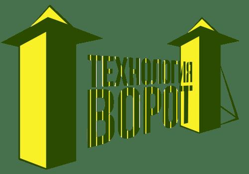 логотип компании по производству и монтажу автоматических откатных ворот на винтовых сваях