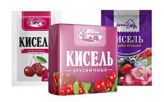 """Кисель Кофейная компания """"Вокруг Света"""""""