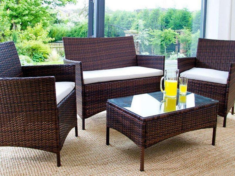 Летняя и уличная мебель для кафе