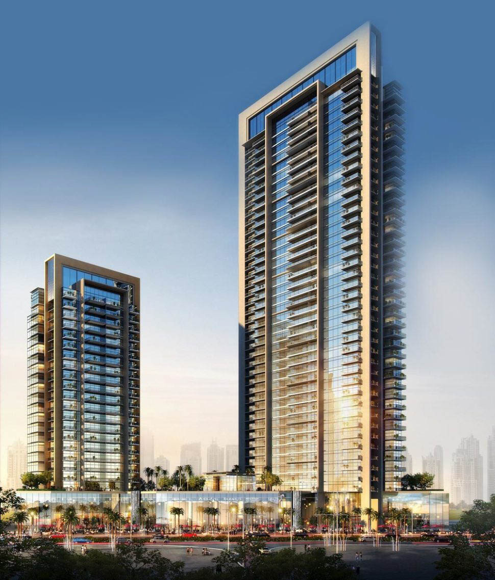 Emaar BLVD Crescent in Downtown Dubai: Apartments for Sale