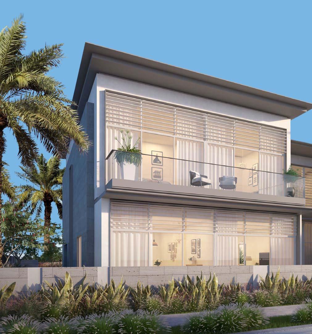 Emaar Golf Place Villas in Dubai Hills Estate