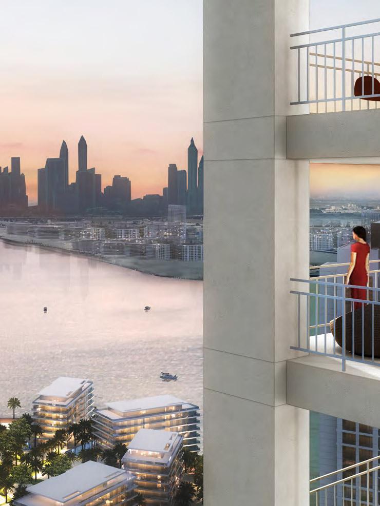17 Icon Bay in Dubai Creek Harbour by Emaar, Dubai – Off-Plan Apartments