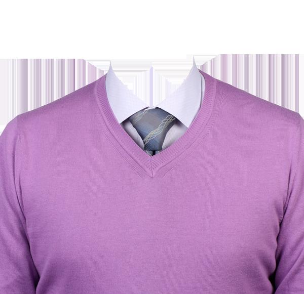 фиолетовый свитер срочное фото