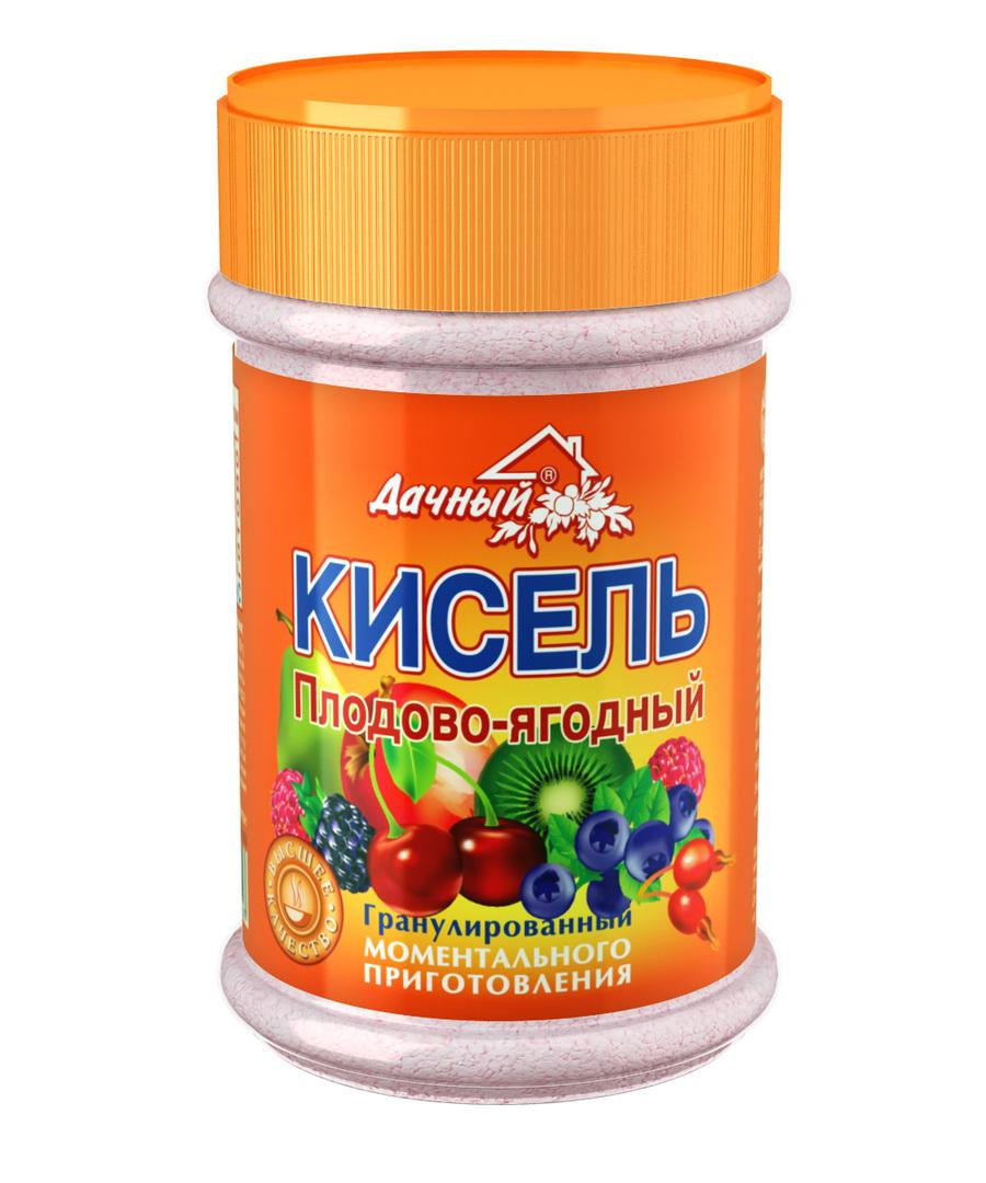 Картинка Кисель гранула ДАЧНЫЙ плодово-ягодный